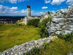Zamek Królewski w Olsztynie (śląskie)